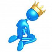 King In Despair