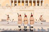 Evzones, Athens Greece