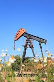 Oil Pump Jack (Sucker Rod Beam)