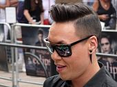 Gok Won At Twilight Eclipse Premiere In Central London 1St July 2010