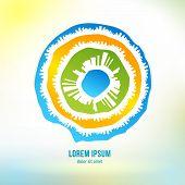 Eco Friendly Resort Logo