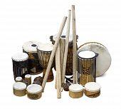 Exotic drums
