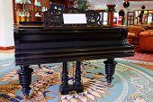 Old Grand Piano