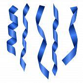 Blue Ribbons