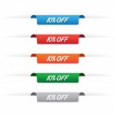 10% Off Paper Tag Labels