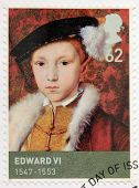 Edward Vi Stamp