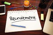 picture of recruitment  - Recruitment  - JPG