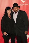 LOS ANGELES - FEB 6:  Aaron Neville at the MusiCares 2015 Person Of The Year Gala at a Los Angeles Convention Center on February 6, 2015 in Los Angeles, CA