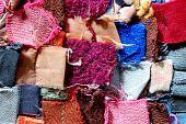 carpet patchwork fabric