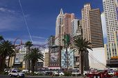 Day View Of Las Vegas Strip
