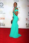 LOS ANGELES - FEB 6:  Tika Sumpter at the 46th NAACP Image Awards Arrivals at a Pasadena Convention Center on February 6, 2015 in Pasadena, CA