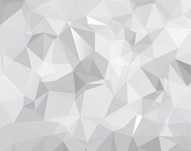 image of colorful banner  - Low Poly trangular trendy hipster background for your retro flyer - JPG
