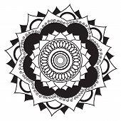 foto of vedas  - Mandala - JPG
