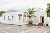 picture of municipal  - The offices of the Swellendam Municipality which includes the towns of Barrydale and Suurbraak - JPG