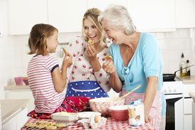 image of grandmother  - Mother - JPG