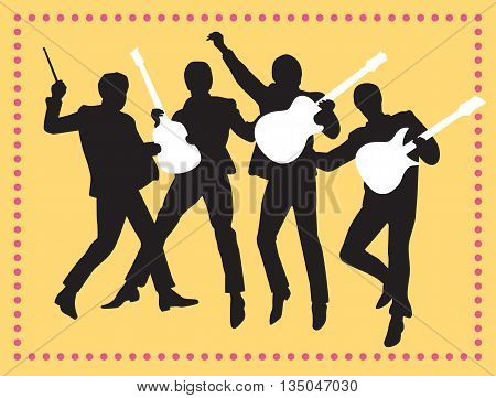 Fab Four Beatles