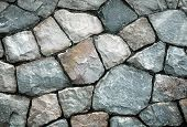 picture of stone floor  - stone wall - JPG