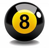 Ball_8 billar