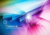 Vector Colorful Digital Art