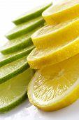 Citron Allsorts-Lime, Lemon