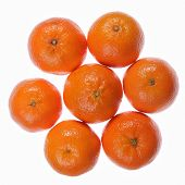 Seven Tangerines