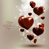 Vector de Chocolate de San Valentín