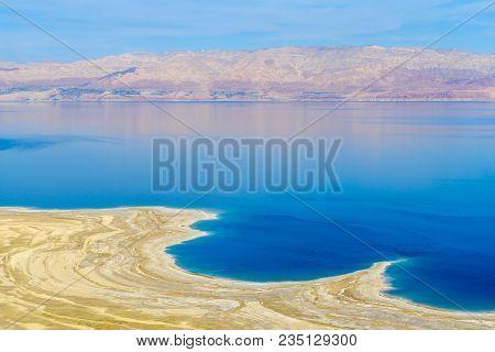 Landscape Of The Coastline Of