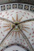 Architecture -Church Detail, Italian