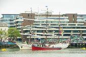 Tall Ship Artemis