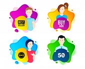 Buy Now. People Shape Offer Badge. Special Offer Price Sign. Advertising Discounts Symbol. Dynamic S poster