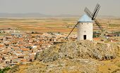 Windmill of Consuegra, Castilla-La Mancha, Spain