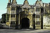 Jacobean Manor House, Stanway, England