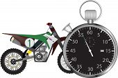 Sports Motocross And Chronometer Motorcycles Sports Motocross And Chronometer Motorcycles poster