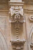 Bozzi - Corso palace. Lecce. Puglia. Italy.