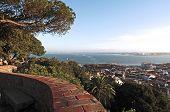 Portugal, Lisbon; Panoramic View