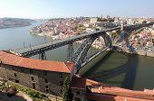 Portugal, Porto Eiffel Bridge
