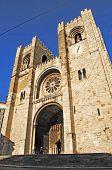 Portugal, Lisboa: Sé Catedral