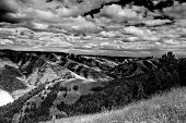 Clouds Over Chief Joseph