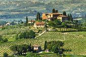 Paisaje Rural Tuscany