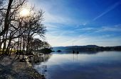 Reflections in Lake Windermere