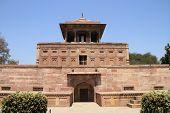 Historical Monument In Allahabad, Uttar Pradesh, India