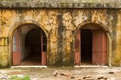 Ancient Facade
