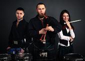 Scottish Musical Band