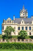 Grafenegg Castle Near Vienna, Lower Austria