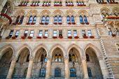 The City Hall Of Vienna