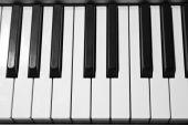 Keyboard Of A Grand Piano