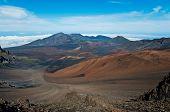 Haleakala Crater Landscape