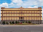 Russian Secret Service Building