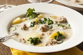 Sausage And Kale Tuscana Soup