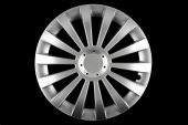 Hubcap Isolated